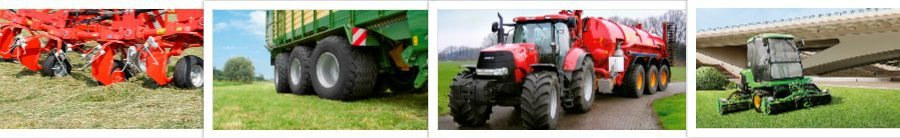 Collage landbouw van Van Essen