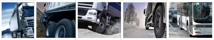 Truckbanden Van Essen